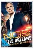 Navy CIS New Orleans - Season 3 DVD-Box
