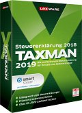 TAXMAN 2019 CD-ROM (Steuererklärung 2018)