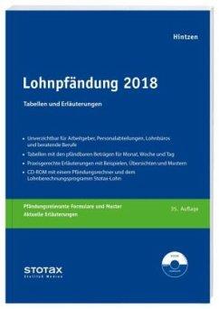 Lohnpfändung 2018
