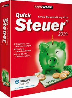 QuickSteuer 2019 (Steuererklärung 2018)