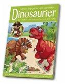 Beschäftigungsblock: Meine Expedition ins Land der Dinosaurier, Piraten, Eisenbahn & Autos