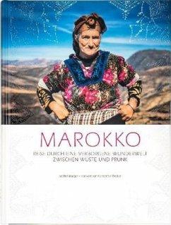 MAROKKO - Burger, Steffen