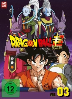 Dragonball Super - 3. Arc: Universum 6 DVD-Box
