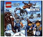 LEGO City - Arktis, 1 Audio-CD