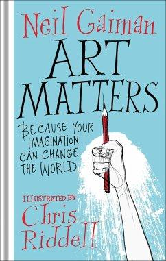 Art Matters - Gaiman, Neil