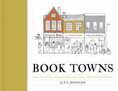 Book Towns (eBook, ePUB) - Johnson, Alex