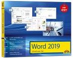 Word 2019 Schnell zum Ziel. Alles auf einen Blick - Word 2019 optimal nutzen. Komplett in Farbe. Für Einstiger und Umsteiger im praktischen Querformat