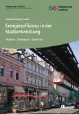 Energiesuffizienz in der Stadtentwicklung (eBook, PDF)