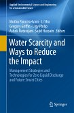 Water Scarcity and Ways to Reduce the Impact (eBook, PDF)