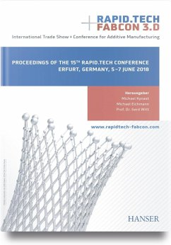 Rapid.Tech + FabCon 3.D - International Trade Show + Conference for Additive Manufacturing (eBook, PDF)