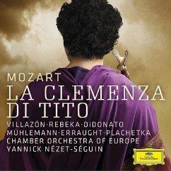 Mozart: La Clemenza Di Tito - Villazon,Rolando/Nezet-Seguin,Yannick