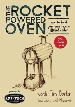 The Rocket Powered Oven (eBook, ePUB) - Barker, Tim