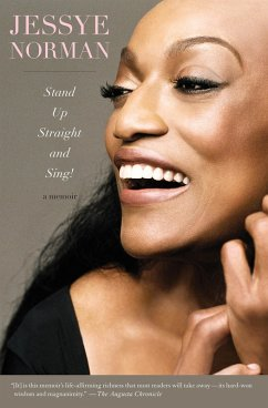 Stand Up Straight and Sing! (eBook, ePUB) - Norman, Jessye