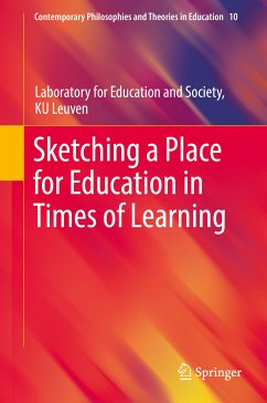 Sketching a Place for Education in Times of Learning (eBook, PDF) - Laboratory for Education and Society