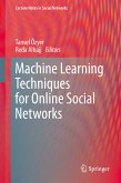Machine Learning Techniques for Online Social Networks (eBook, PDF)