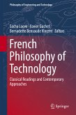 French Philosophy of Technology (eBook, PDF)