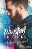 Whatever you need / Winston Brothers Bd.3 (eBook, ePUB)