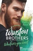 Whatever you want / Winston Brothers Bd.4 (eBook, ePUB)