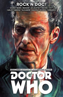 Doctor Who - Der Zwölfte Doctor, Band 5 - Rock'n'Doc (eBook, PDF) - Mann, George