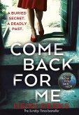 Come Back For Me (eBook, ePUB)