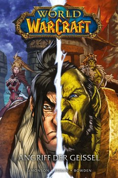 World of Warcraft Graphic Novel, Band 3 - Angriff der Geißel (eBook, PDF) - Simonson, Walter