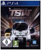 Train Sim World, 1 PS4-Blu-ray Disc