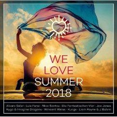 We Love Summer 2018 - Diverse
