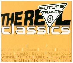Future Trance-The Real Classics - Diverse