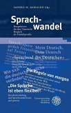 Sprachwandel (eBook, PDF)