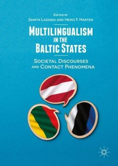 Multilingualism in the Baltic States: Societal ...