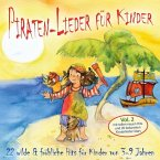Piraten-Lieder für Kinder (Vol. 2), 1 Audio-CD