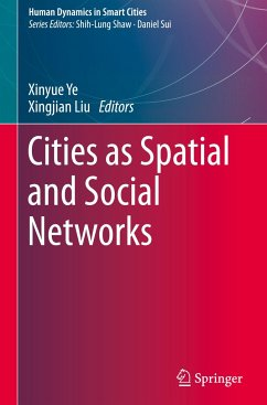 Cities as Spatial and Social Networks