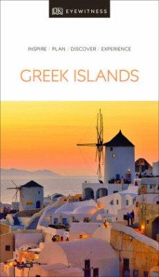 DK Eyewitness Greek Islands - DK Travel