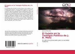 El Sujeto en la Teología Política de J. B. Metz - Mora Díaz, Joan Luis