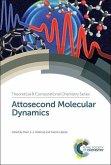 Attosecond Molecular Dynamics