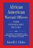 AFRICAN AMERICAN WARRANT OFFICERS - THEIR REMARKABLE HISTORY