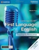 Cambridge IGCSE (R) First Language English Teacher's Resource with Cambridge Elevate