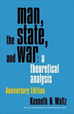 Man, the State, and War - Waltz, Kenneth