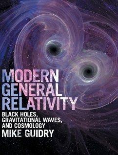 Modern General Relativity - Guidry, Mike