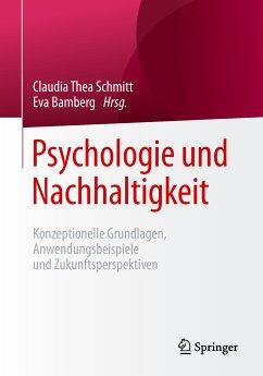 Psychologie und Nachhaltigkeit (eBook, PDF)