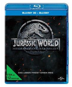 Jurassic World: Das gefallene Königreich - 2 Disc Bluray - Chris Pratt,Bryce Dallas Howard,Toby Jones