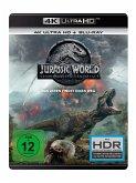 Jurassic World: Das gefallene Königreich (4K Ultra HD + Blu-ray)
