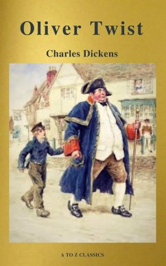 Oliver Twist (Active TOC, Free Audiobook) (A to...