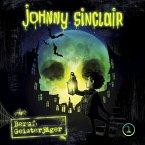 Johnny Sinclair - Beruf: Geisterjäger, 1 Audio-CD