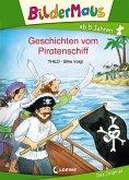 Bildermaus - Geschichten vom Piratenschiff (eBook, ePUB)