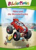 Bildermaus - Nitro und die Monstertrucks (eBook, ePUB)