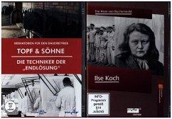 BOX Ilse Koch - Die Techniker der ´´Endlösung´´...