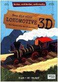 Bau dir eine Lokomotive 3D