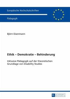 Ethik - Demokratie - Behinderung
