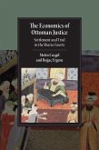 Economics of Ottoman Justice (eBook, ePUB)